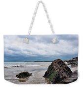 Winter Seascape - Lyme Regis Weekender Tote Bag