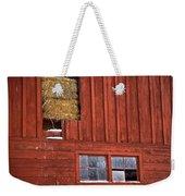 Winter Shelter Weekender Tote Bag