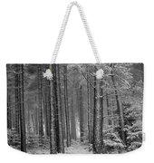 Winter, Slaley Woods Weekender Tote Bag