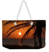 Winter Solstice Sunrise 2 Delray Beach, Florida Weekender Tote Bag