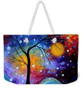 Winter Sparkle By Madart Weekender Tote Bag