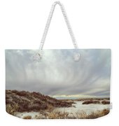 Winter Storm Clouds 2018-2289 Weekender Tote Bag
