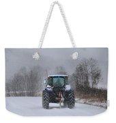 Winter Storm Jonas Weekender Tote Bag