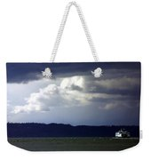 Winter Storm Weekender Tote Bag