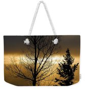 Winter Sunrise 2 Weekender Tote Bag