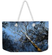 Winter Sycamore Weekender Tote Bag