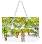 Winter Trees 1 Weekender Tote Bag