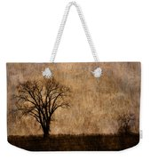 Winter Trees In The Bottomland 1 Weekender Tote Bag