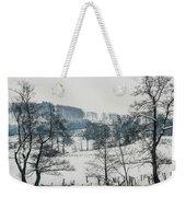 Winter Trees Solitude Landscape Weekender Tote Bag
