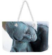 Winter Waiting Weekender Tote Bag