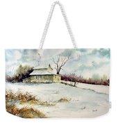Winter Washday Weekender Tote Bag