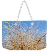 Winter Willow Weekender Tote Bag