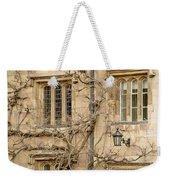 Winter Windows. Weekender Tote Bag