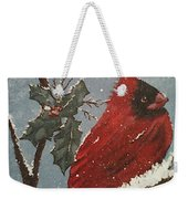 Winter Wonderland  Weekender Tote Bag by Ginny Youngblood