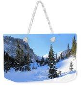 Winter Wonders Weekender Tote Bag
