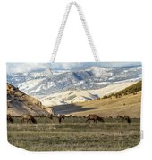 Wintering Grounds Weekender Tote Bag