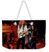 Winterland Freebirds 2 Weekender Tote Bag