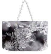 Winter's Beauty Weekender Tote Bag
