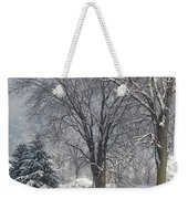 Winter's Best Weekender Tote Bag