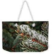 Winter's Fling Weekender Tote Bag