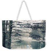 Winter's Reach II Weekender Tote Bag