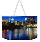 Hartford Lights Weekender Tote Bag