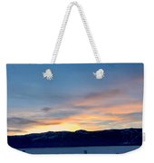 Wintery Sunrises  Weekender Tote Bag