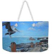 Wip- Pelican 03 Weekender Tote Bag