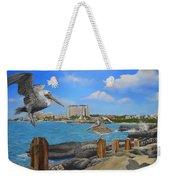 Wip-pelican 08 Weekender Tote Bag