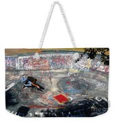 Wipe-out Weekender Tote Bag