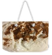 Whipped Goodness  Weekender Tote Bag