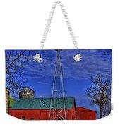 Wisconsin Amish Farm Weekender Tote Bag