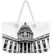 Wisconsin's Capitol Weekender Tote Bag