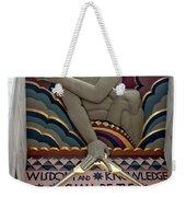 Wisdom Lords Over Rockefeller Center Weekender Tote Bag
