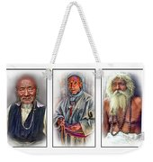 Wisdom - Such A Long Journey 3 Weekender Tote Bag