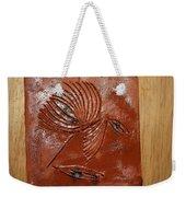Wise Eyes - Tile Weekender Tote Bag