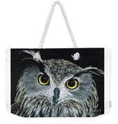 Wise Eyes II Weekender Tote Bag