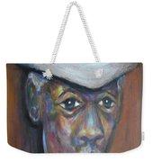 Wise Old Man Weekender Tote Bag