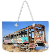 Wishing For Better Days Weekender Tote Bag by Gary Whitton