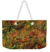 Wisps Of Autumn Weekender Tote Bag