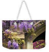 Wisteria Blossom Weekender Tote Bag
