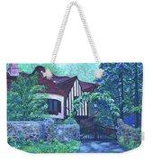 Wisteria Mansion Weekender Tote Bag