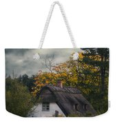 Witch Cottage Weekender Tote Bag