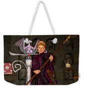 Witch Ritual Weekender Tote Bag