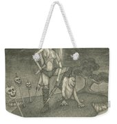 Witch Woman Weekender Tote Bag