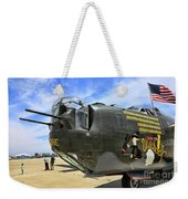 Witchcraft Wwii Bomber Weekender Tote Bag