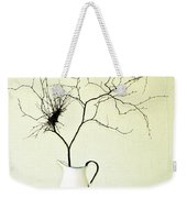 Witches' Broom Weekender Tote Bag