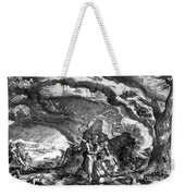 Witches Sabbath, 1700 Weekender Tote Bag