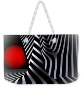 Witchhat Opart Weekender Tote Bag