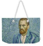 With A Handshake - Your Loving Vincent Weekender Tote Bag